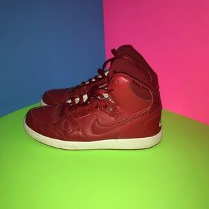 Rare Red Snake  Skin Son Of Forces 2014